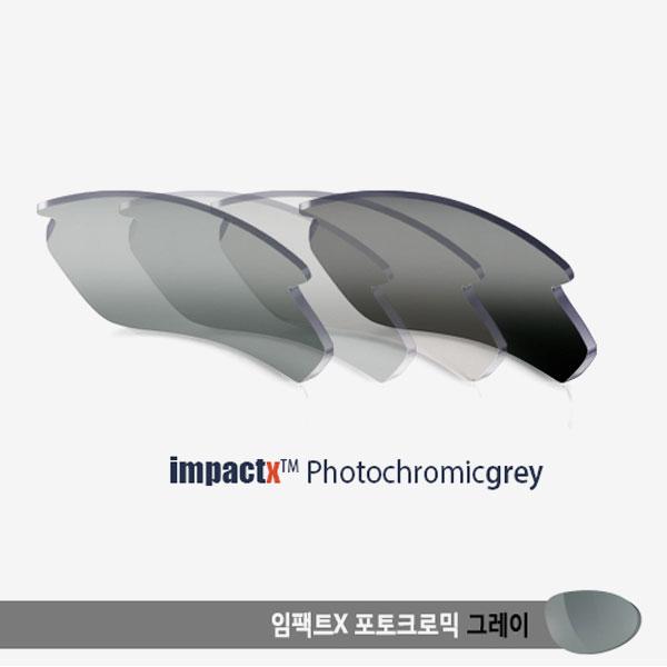 에키녹스SX 렌즈 임팩트X™ 변색 그레이