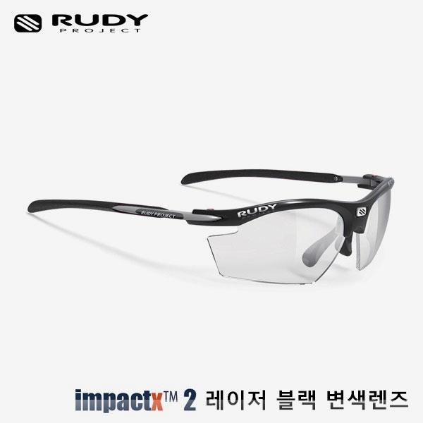 루디프로젝트 RUDY PROJECT/라이돈 리마스터 블랙 레이싱 블랙/임팩트X™ 포토크로믹 2 레이저 블랙 SP537842BK / RYDON REMASTER IMPACT X  PHOTOCHROMIC2 RASER BLACK