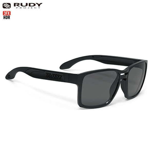루디프로젝트 RUDY PROJECT/스핀에어 57 매트 블랙/폴라 3FX HDR 그레이 레이저 편광/SP575906-0000/SPINAIR 57/HDR GREY LASER POLAR